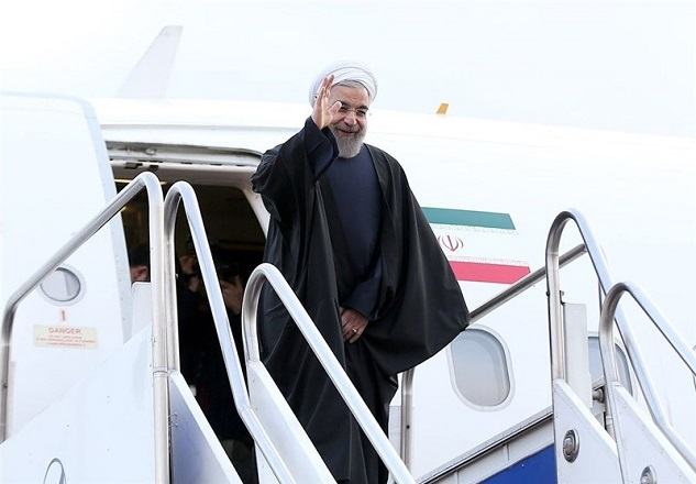 Iran's Rouhani heads to Europe to drum up business