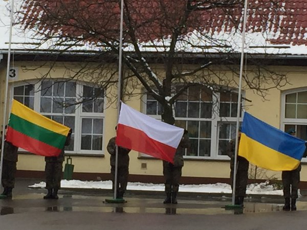 Lithuania, Poland, Ukraine to launch joint brigade in 2017