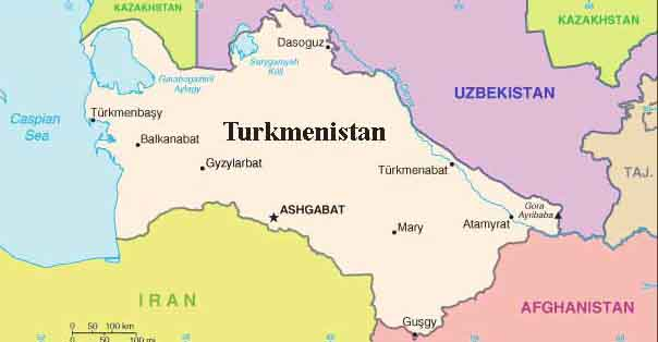 Turkmenistan leader re-elected with over 97 pct of vote