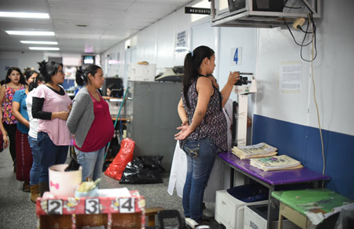 Colombia has more than 2,000 Zika cases in pregnant women