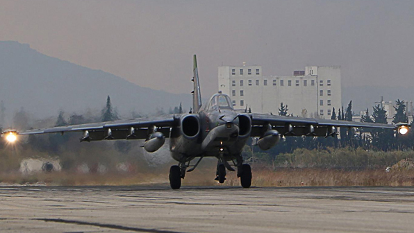 Turkey accuses Russia of new airspace violation