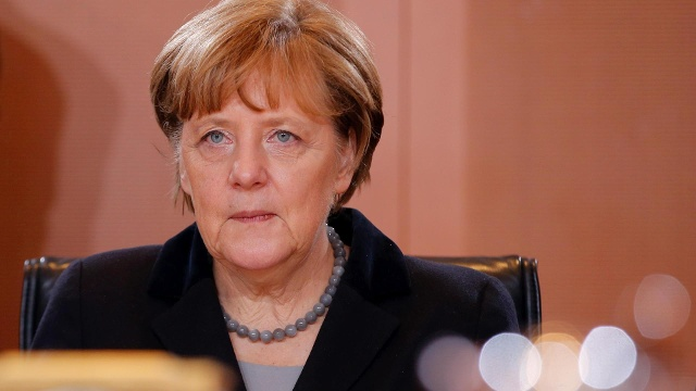 Merkel admits Balkan route closure 'benefits' Germany