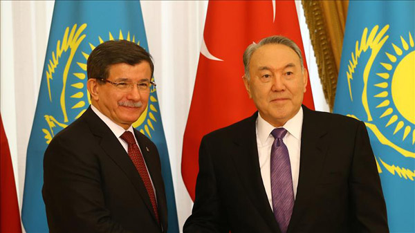 Turkey, Kazakhstan to be central in Eurasia
