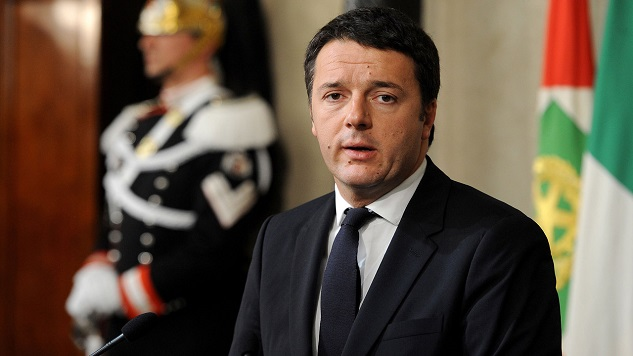 Ex-PM Renzi says Italy should admit 'fixed number' of migrants
