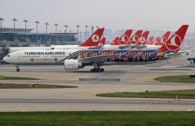 Turkish Airlines plane makes emergency landing in Cairo