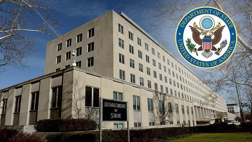 US 'concerned' about situation in Afrin: State Dept