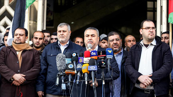 Fatah, Hamas make progress in reconciliation