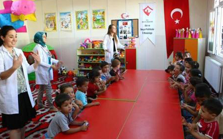 Small Turkish province shows big heart towards Syrians