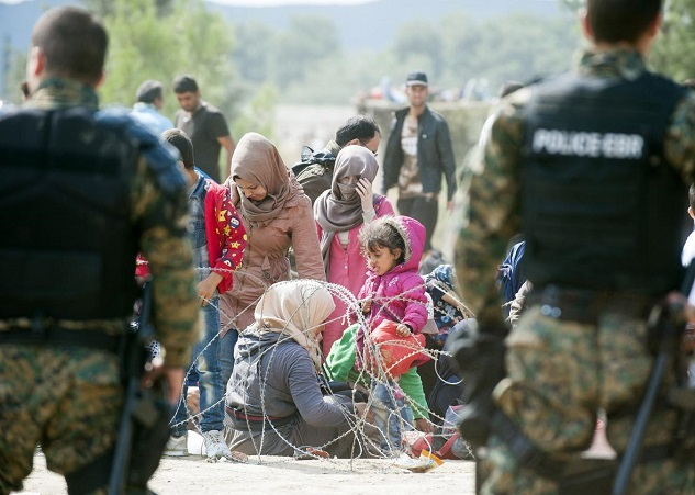 EU vows 'no blanket returns' of refugees to Turkey