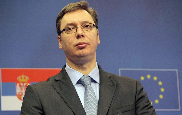 Serbian president to visit Turkey on Sunday