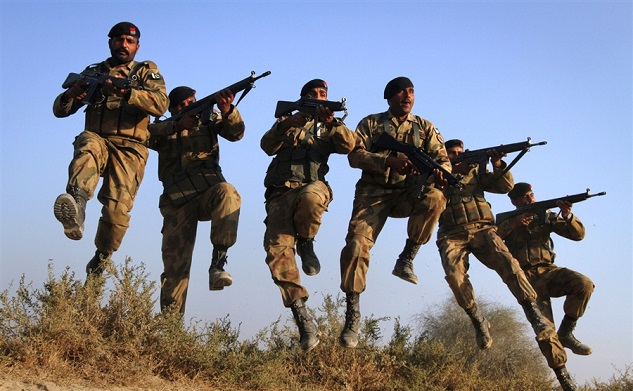 Pakistan army claims to expel Taliban from key stronghold