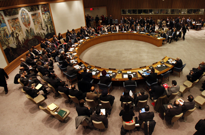UN Security Council rejects Russian resolution on Syria