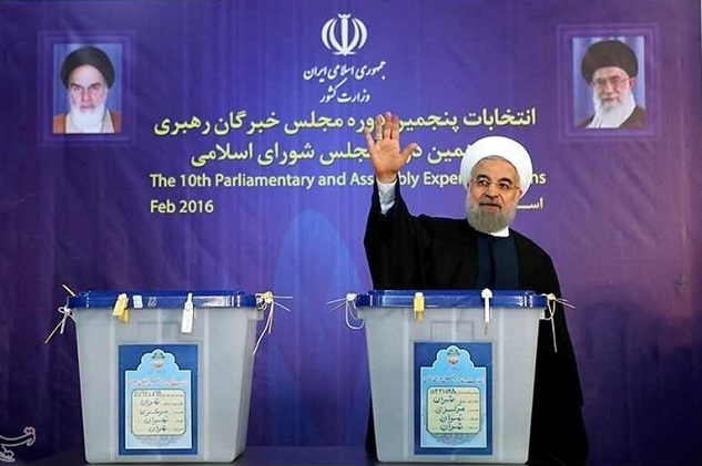 Rouhani wins Iran re-election