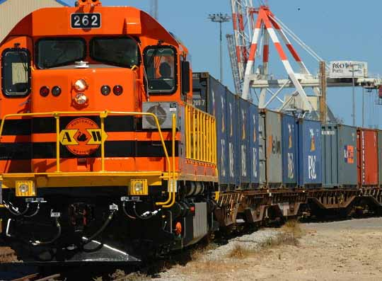 Caucasus countries, Iran attract rail cargo from Europe, China