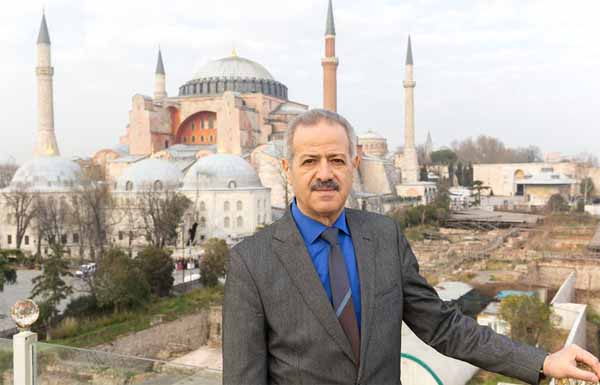 From astronaut to Syrian refugee in Istanbul