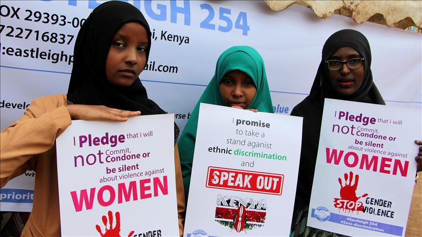 Kenyan Muslims, Christians honor Zero Discrimination Day
