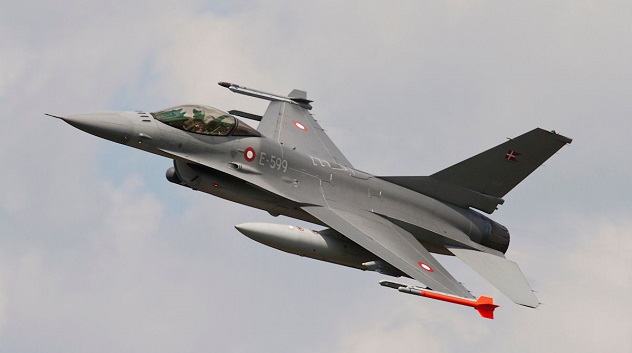 Denmark ready to step up ISIL fight