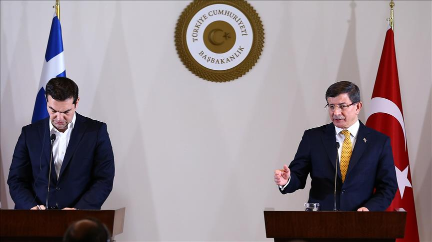 Turkey, Greece to boost cooperation on refugee crisis