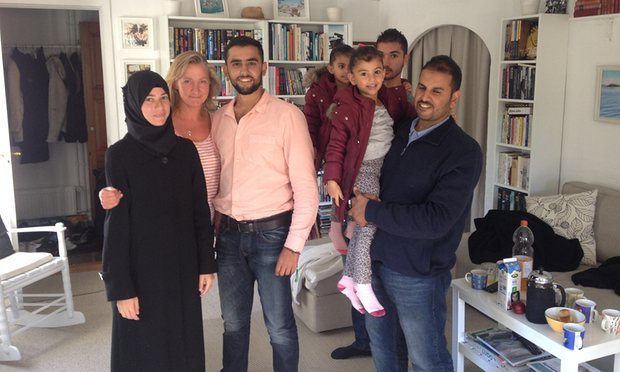 Danish activist convicted for helping refugees