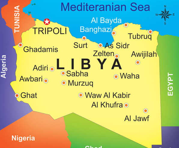 ISIL expanding in Libya, fueling arms race