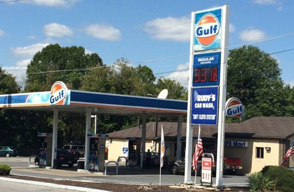 US based Gulf to be first foreign fuel seller in Mexico
