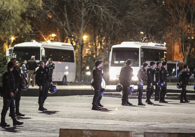 Suspect arrested over bus shooting in Ankara