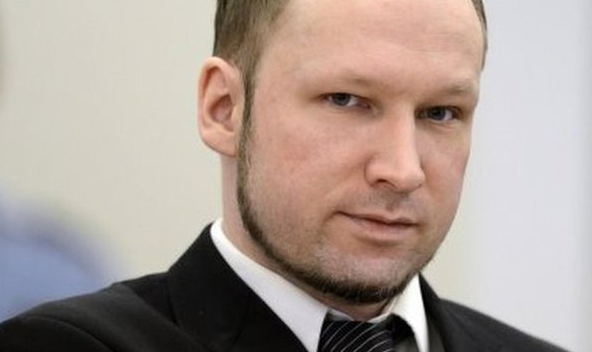 Breivik sues Norway over 'inhuman' prison life!