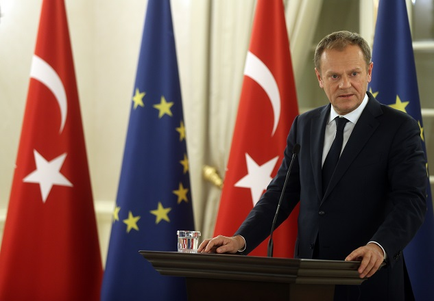 'We cannot accept terrorism as new normal': EU's Tusk