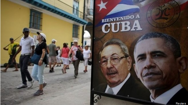 Obama names first ambassador to Cuba in five decades