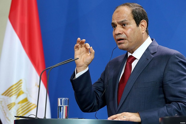 Egypt's Sisi fears 'evil' conspiracy as criticism grows