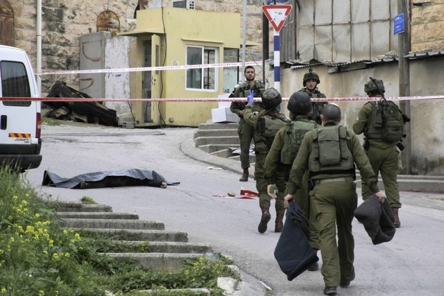 Palestinian shot by Israeli police after alleged attack