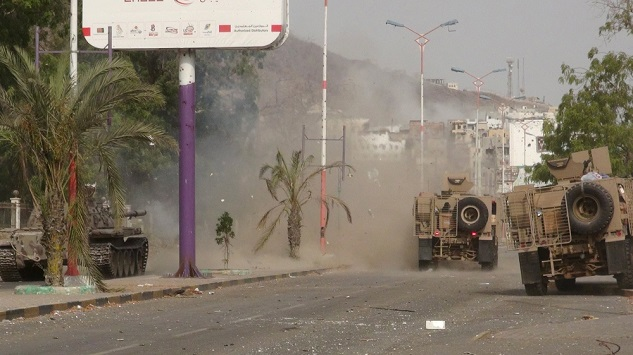 Suicide bombing kills 7 soldiers in Yemen's Aden