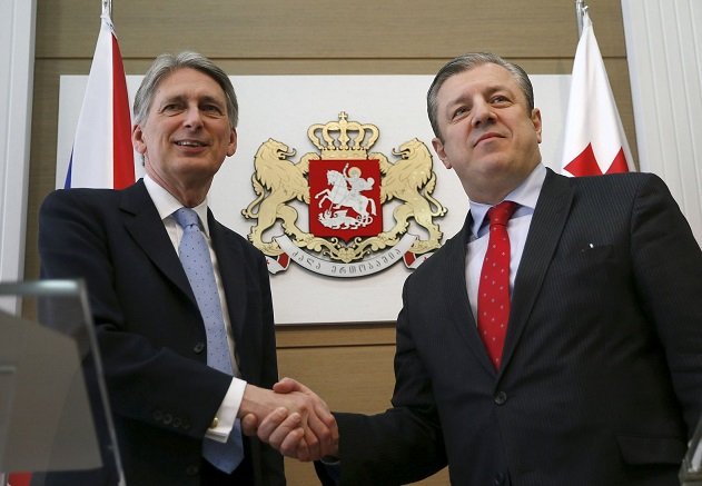 UK: Russia ignores int'l laws