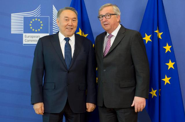 Kazakhstan on track for closer economic ties with EU