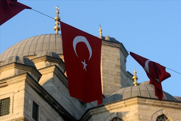 Turkey's Mosques say prayers in memory of July 15