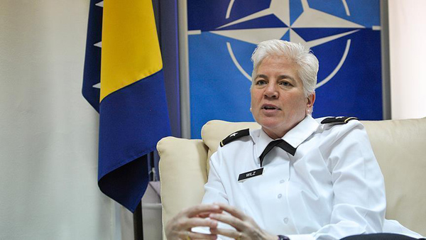 US commander: Bosnia joining NATO would bring stability