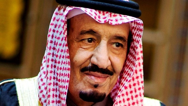 Saudi king vows to respond to Houthi aggression