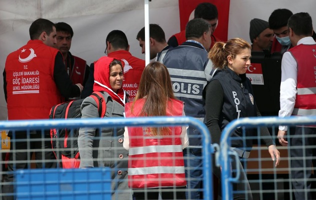 Greece expels second migrant batch to Turkey