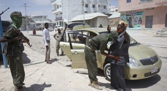 Somalia car bomb blast kills at least three