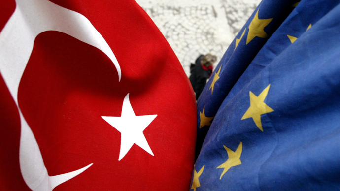Turkey, EU ministers discuss refugee relocation