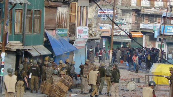 Protests in Kashmir over killing of youths by Indian army