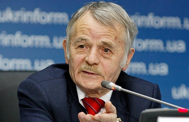 Crimean Tatar leader hits out at Russian rule