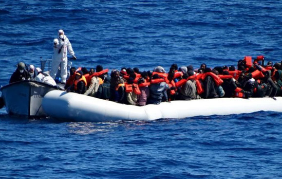 Libya unity govt seeks EU accord on refugees