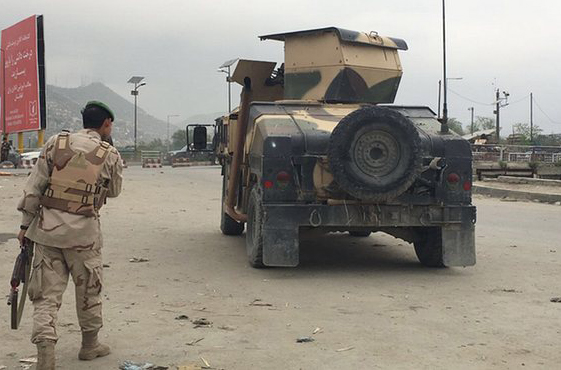 Suicide attack kills 10 in Afghan capital