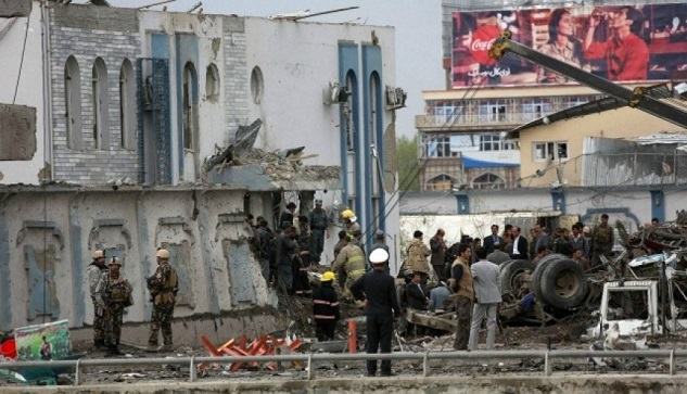 Kabul attack death toll more than doubles to 64