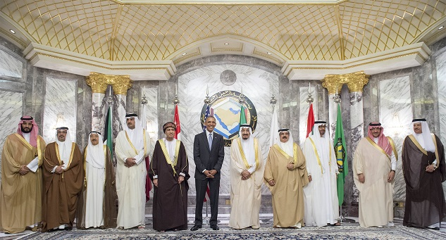 Obama discusses terrorism fight with Gulf leaders