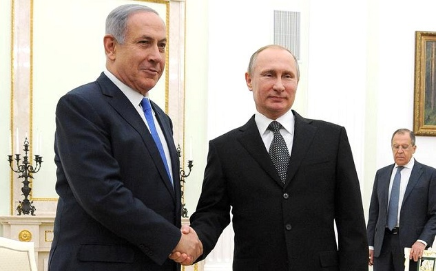 Netanyahu set for third Russia visit in recent months