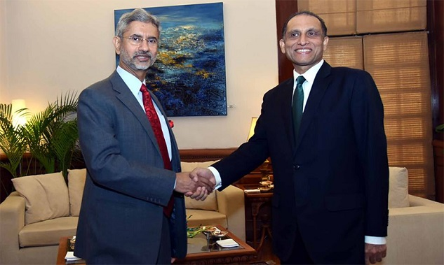 Pakistan reaffirms Kashmir as core issue with India