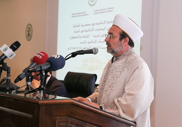 Islamophobia conference kicks off in Istanbul