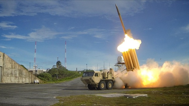 South Korea completes THAAD deployment